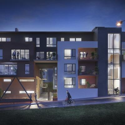 Flytt inn i ny leilighet om mindre enn et år!