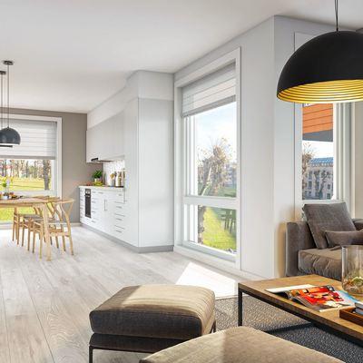 Smarthusleilighetene i Galleriet vekker interesse